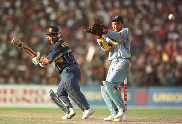 Arjuna Ranatunga's batting efforts are often underrated in comparison to that of both Aravinda de Silva and Sanath Jayasuriya.