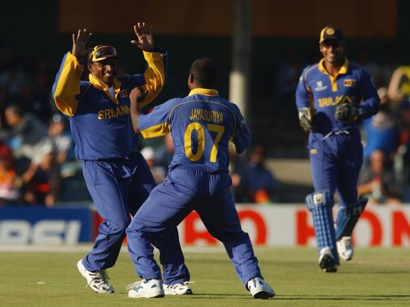 Sanath Jayasuriya and Aravinda de Silva both had a profound impact in Sri Lankan wins.