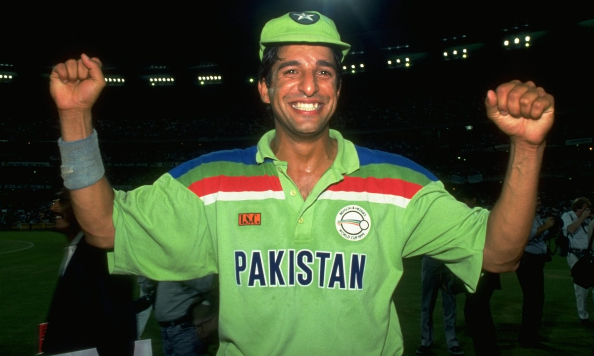 Image result for Wasim Akram