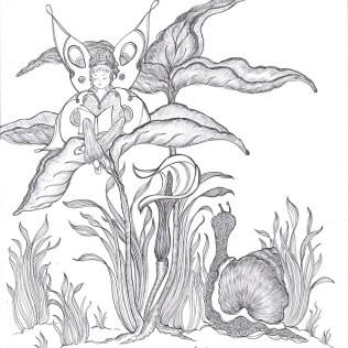 Reading Fairy