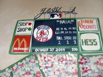 John Hancock Scoreboard
