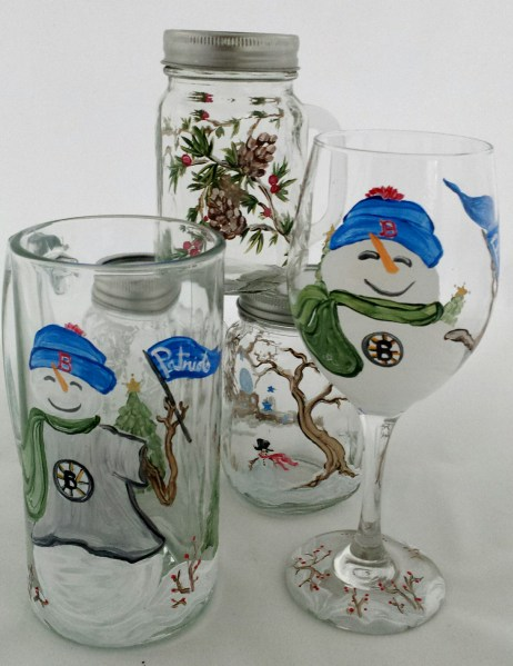 Holiday Glasses