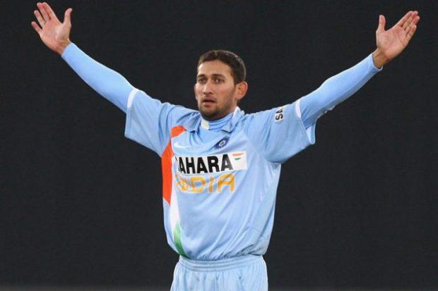 Ajit Agarkar India bowler