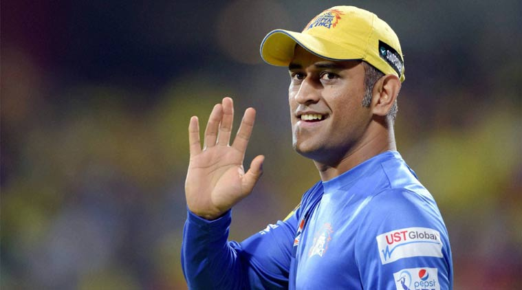MS Dhoni IPL Chennai Super Kings