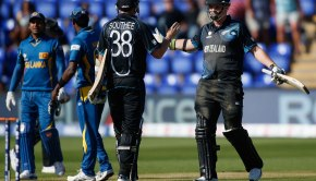 Tim Southee and Nathan McCullum