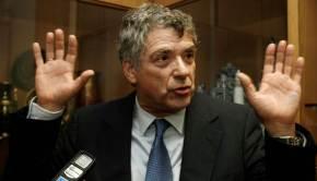Spain's Football Federation President Angel Maria Villar