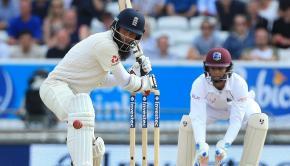 West Indies v England Moeen Ali