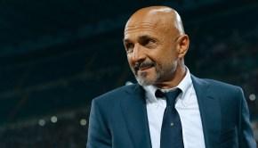 FC Internazionale Milano coach Luciano Spalletti