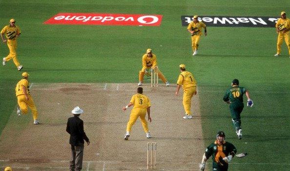 1999 World Cup Semi Final Australia v South Africa