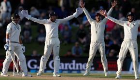 England Test Team