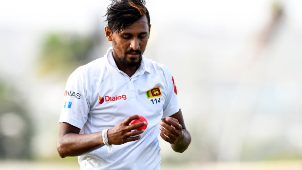 Lakmal delivers