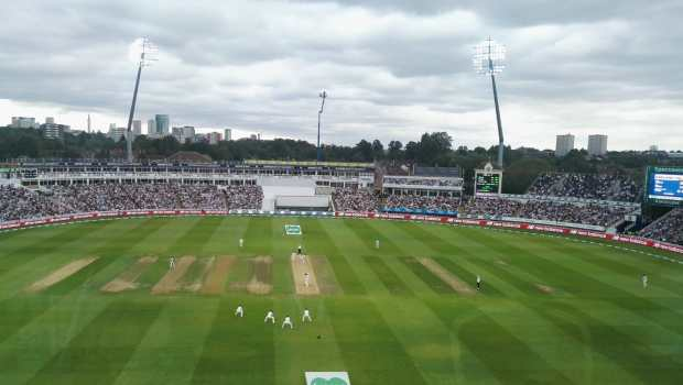 3rd day Edgbaston Test