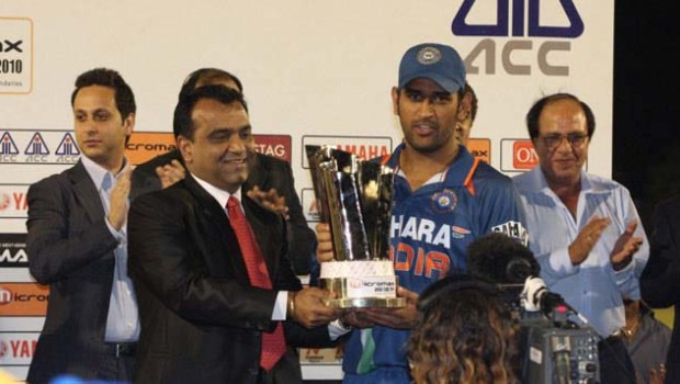 Asia Cup 2010: India reclaim their throne