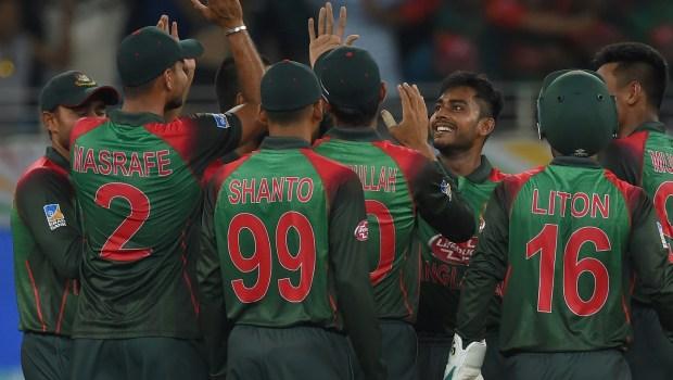 Bangladesh cricketer Mehidy Hasan Miraz