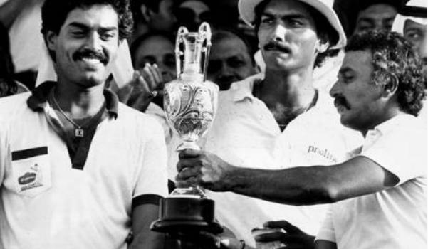 India won the first ever Asia Cup in 1984 and have won 6 times this tournament (photo - cricketsoccer)