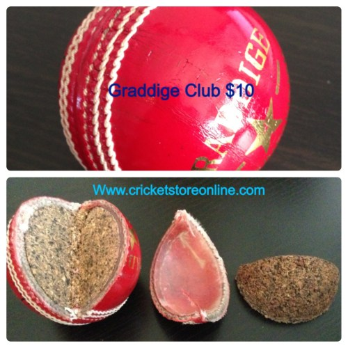 cricket ball club red image