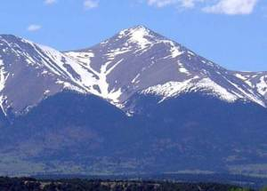 Mt. Shavino
