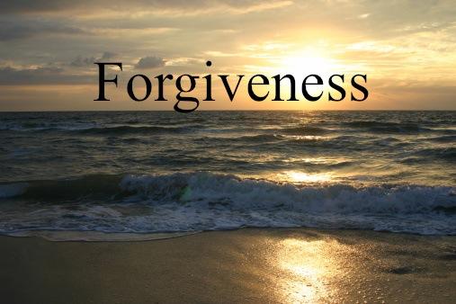 Understanding Forgiveness