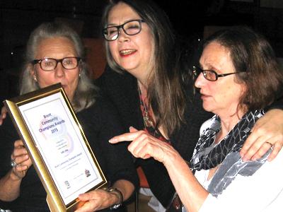 Brent Community Champions Award