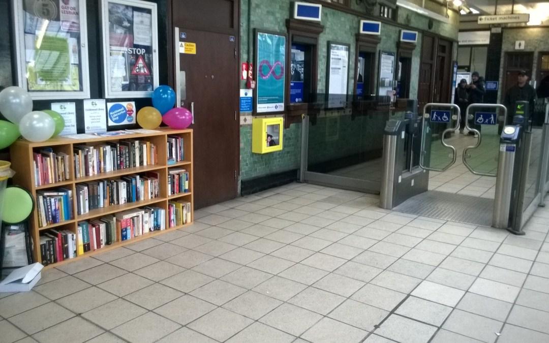 Pop Up Libraries