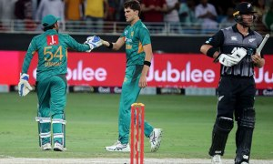 Report: Pak beat NZ by 6 wickets, Remain Invincible after 11th consecutive series win