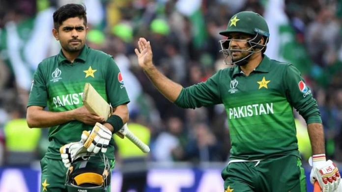 Babar Azam praised two Pakistani cricketers for their tremendous help in his batting