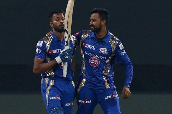 IPL 2018 Auction: Here's the amount spent by MI for Pandya brothers