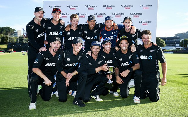 Image result for new zealand cricket team