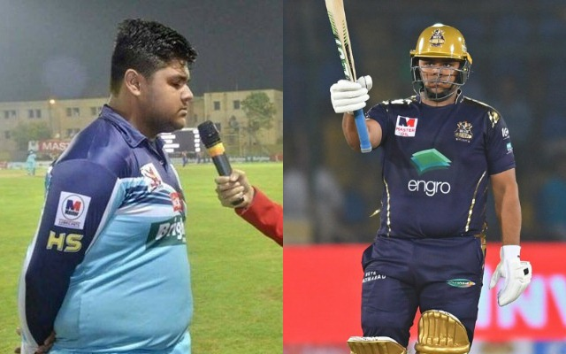 I wanted to get fit because people were calling me over-weight even after I scored big runs: Azam Khan