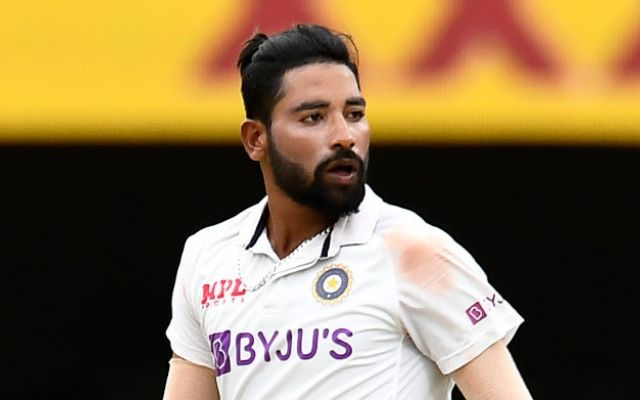 Twitter Reactions: Mohammed Siraj's maiden five-wicket haul highlights Day  4 of Brisbane Test