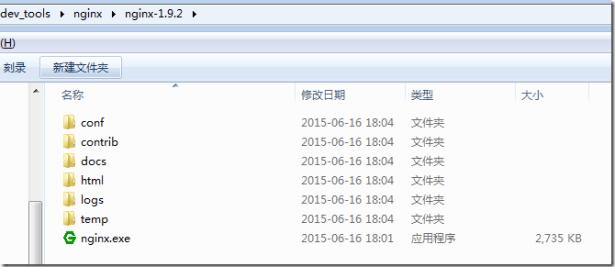 nginx-1.9.2 nginx exe file