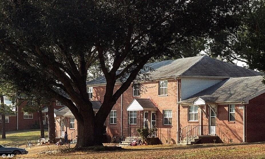 The Macdonald family home