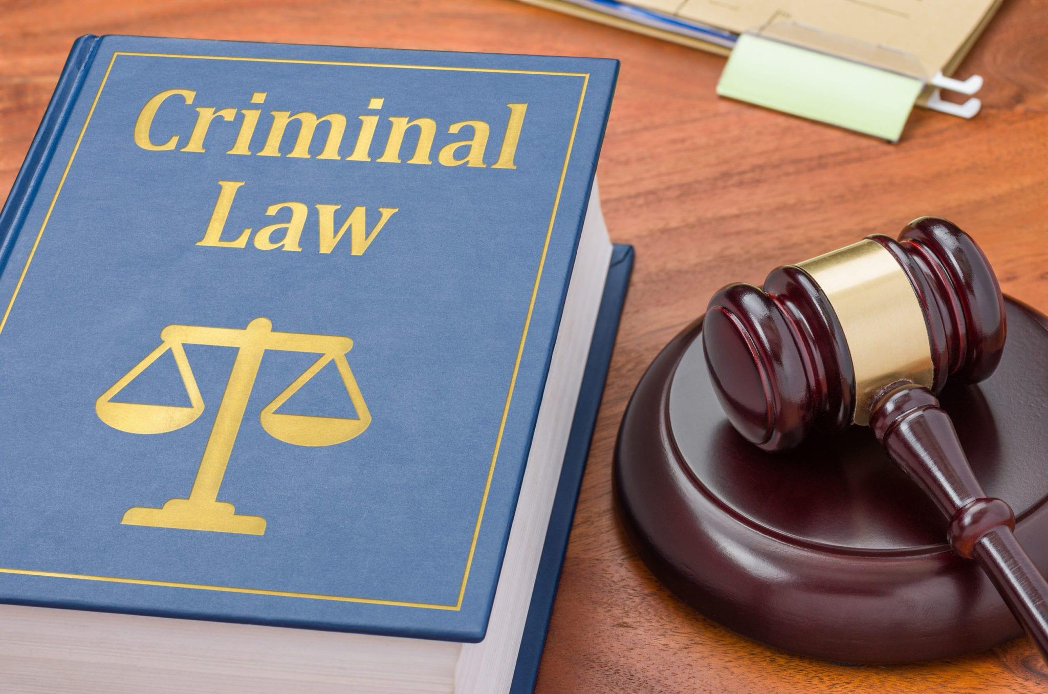 Fort Worth Property Crime Defense Laywer