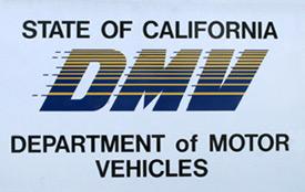 La Department Motor Vehicles