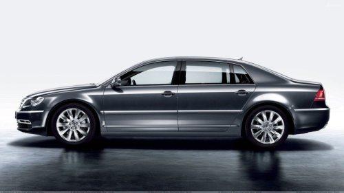 Volkswagen Phaeton grey