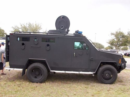 Lenco Bearcat