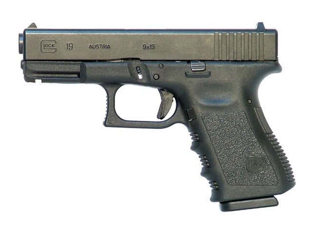 What Are The Most Popular Guns Used By Law Enforcement
