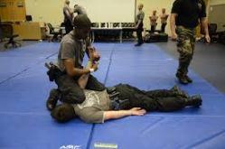 criminal justice training
