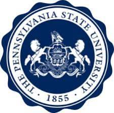 Penn State University round logo