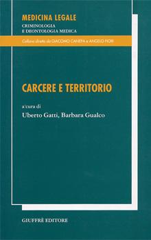 Copertina Libro: Carcere e Territorio