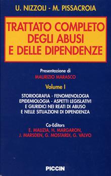 Copertina Libro: Trattato completo degli abusi e delle dipendenze