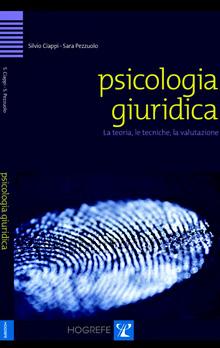 Copertina Libro: Psicologia giuridica