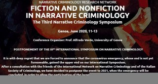 Fiction and nonfiction in narrative criminology