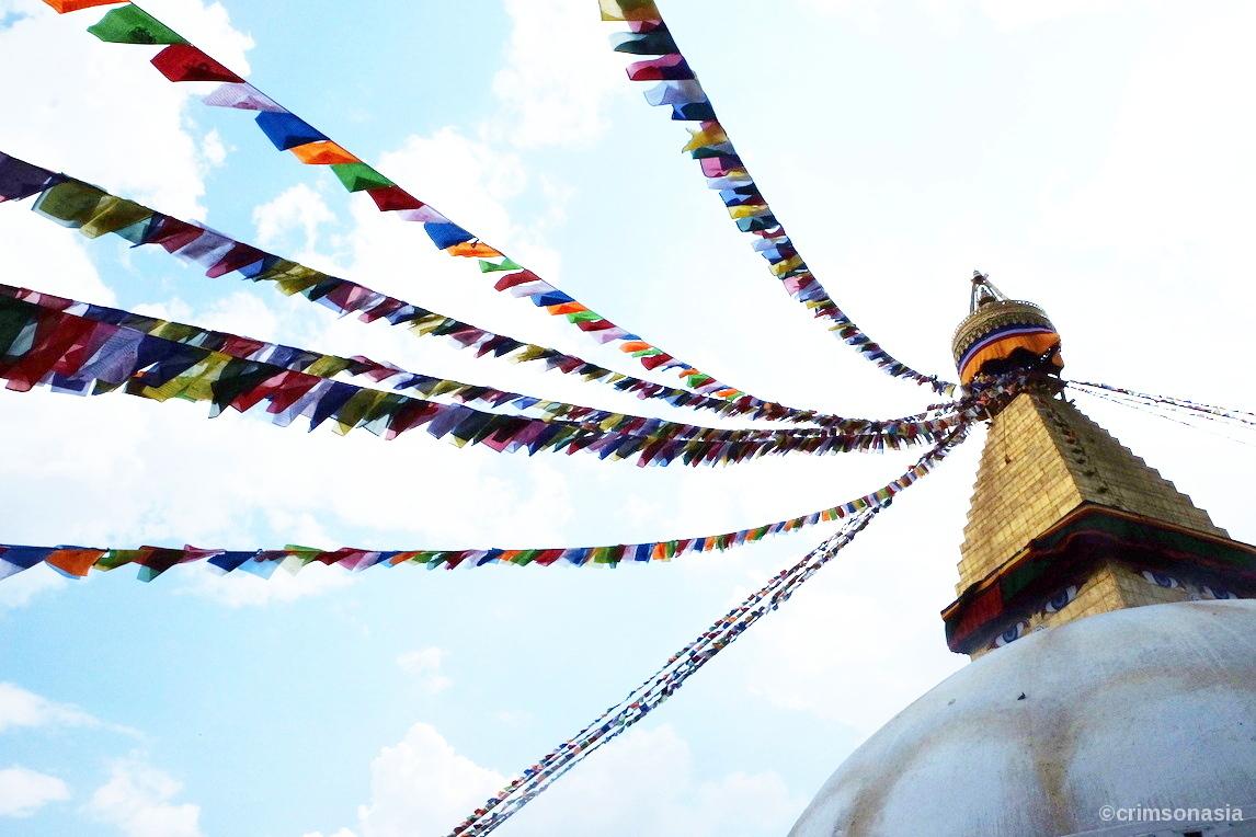 boudhanath stupa kathmandu crimsonasia