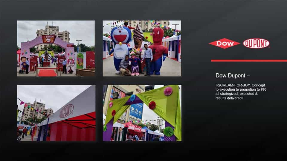 Dow DuPont Event Management