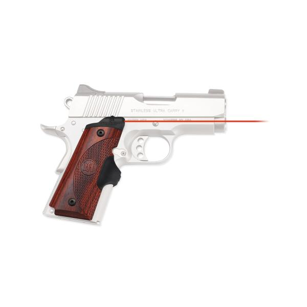 LG-902 Master Series™ Lasergrips® Rosewood for 1911 ...