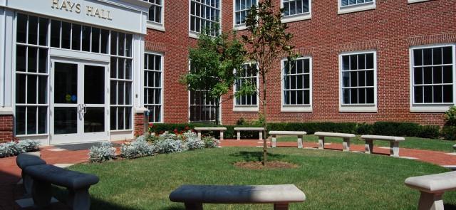 Wabash College Science Building Cripe