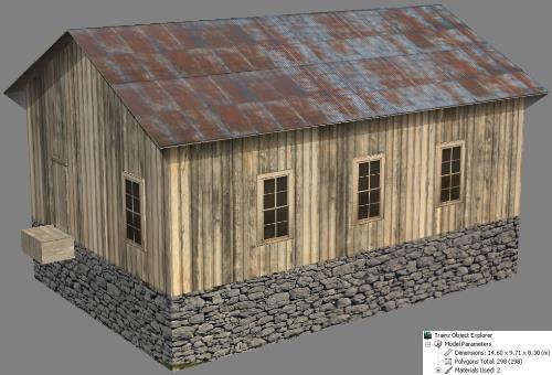 Hoisthouse as seen in TOE