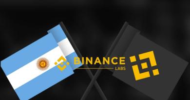 Binance Labs y Gobierno Argentino