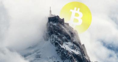 Bitcoin casi toca $ 6k
